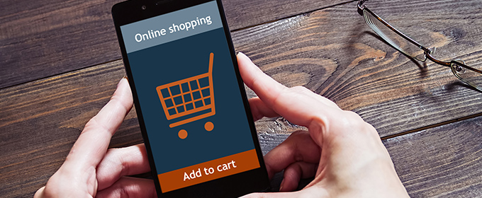 carrito de compra online
