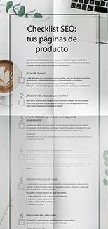 Checklist SEO para tus páginas de producto