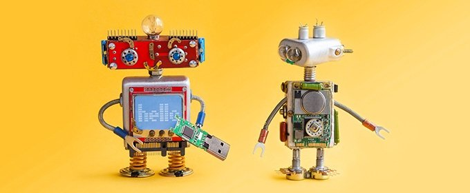 dos robots