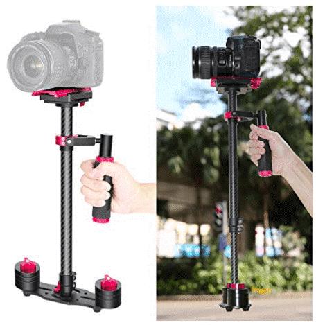 cámara cardán versión digital