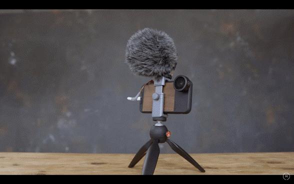 equipo de cámara del vlogger definitivo