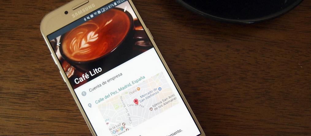 Whatsapp Business Ejemplo Café Lito