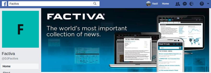 factiva facebook