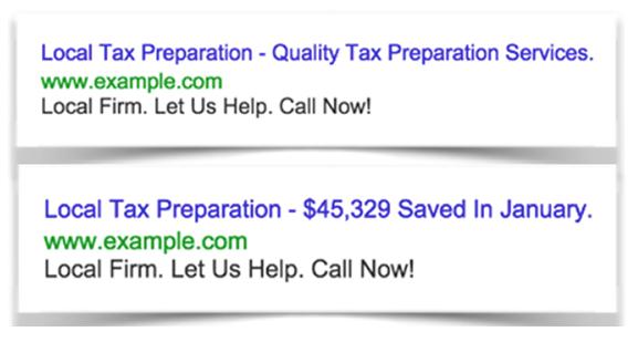 local tax preparation
