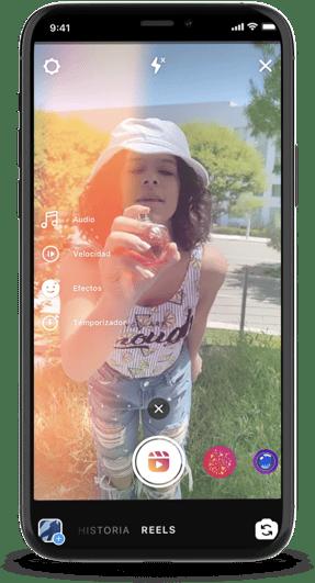 reel smartphone