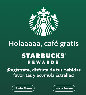 starbucks rewards