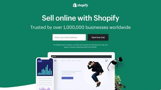 vender en shopify