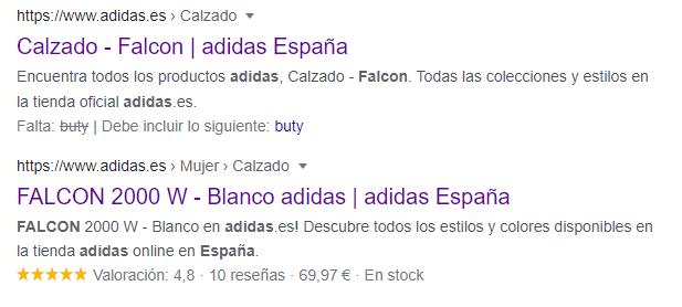 falcon adidas