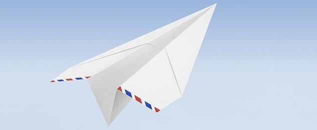 Avióncito de papel