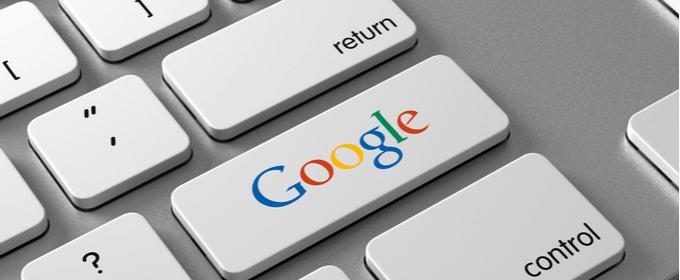 teclado con google