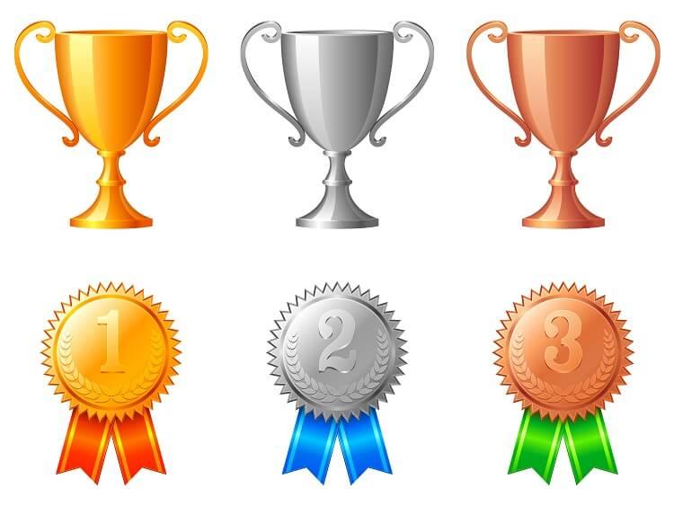 premios y niveles