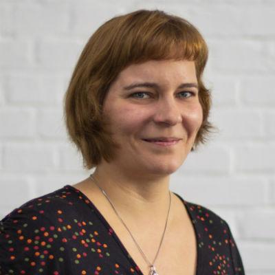Autora invitada Katharina Fentem